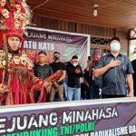 Pejuang Minahasa Tolak Radikalisme dan Intoleransi, Hanny Pantouw: NKRI Harga Mati !