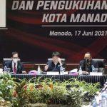 BI dan Pemkot Manado Bersinergi dalam Pengendalian Inflasi Daerah