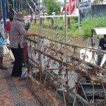 Kerahkan 3 Excavator, Pengerukan Sepanjang Anak Sungai Tikala Terus Digenjot